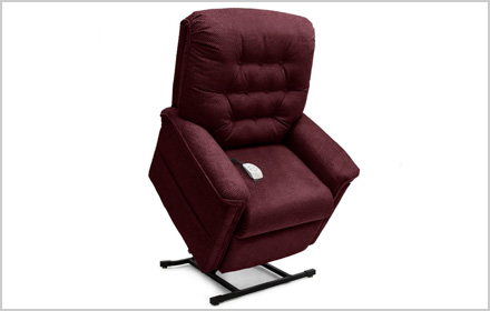 Reliable Performance, Power Lift Recliners, Heritage Collection